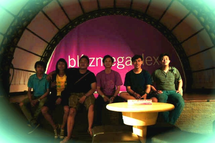 Big Eye Me N My Friends Blitzmegaplex Is My Work !!! PVJ, Bandung