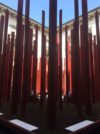 Tempietto Milan Design Week 2018 No People Nature Day Sky Sunlight Outdoors Barrier
