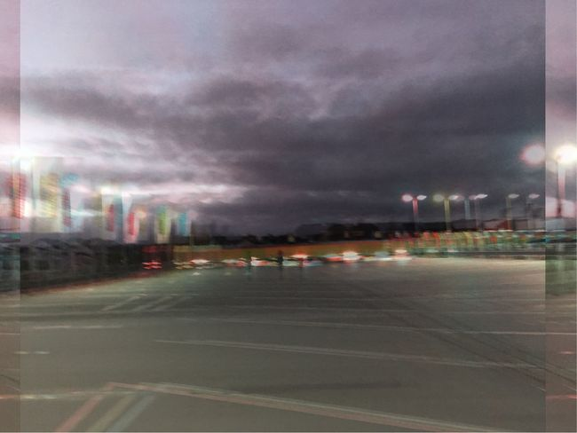 SUPER Market person 3D Illuminated Sky Night Road Transportation Cloud - Sky Built Structure Architecture City Building Exterior No People Outdoors Car Storm Cloud Nature Cityscape