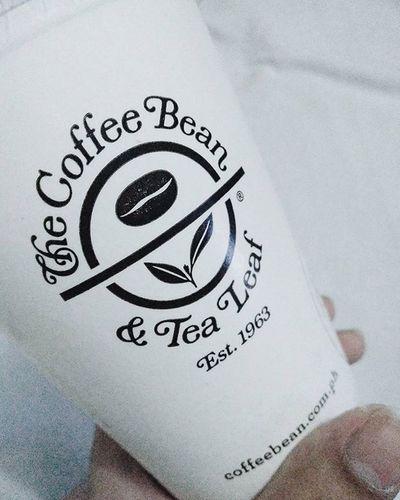 Coffee Bean and Tea Leaf ☕☁☁☁