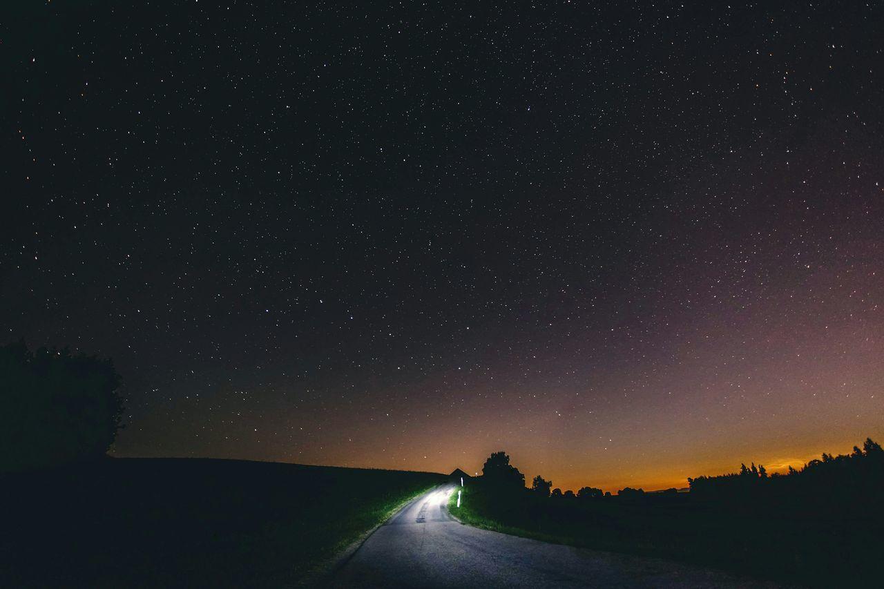 Astronomy, Dark, Dreamlike, Germany, Idyllic