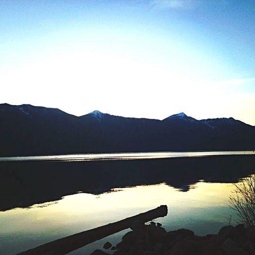Beautiful British Columbia, Canada. Mountain Beauty In Nature Scenics Lake Nature Reflection Mountain Range Landscape Non-urban Scene Outdoors Kootenay Lake Kootenays Canada First Eyeem Photo EyeEmNewHere