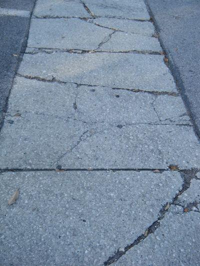 Concrete Cracks Cracks In The Sidewalk Grey Lines Sidewalk Sidewalk Cracks Sidewalk Photograhy Sidewalks