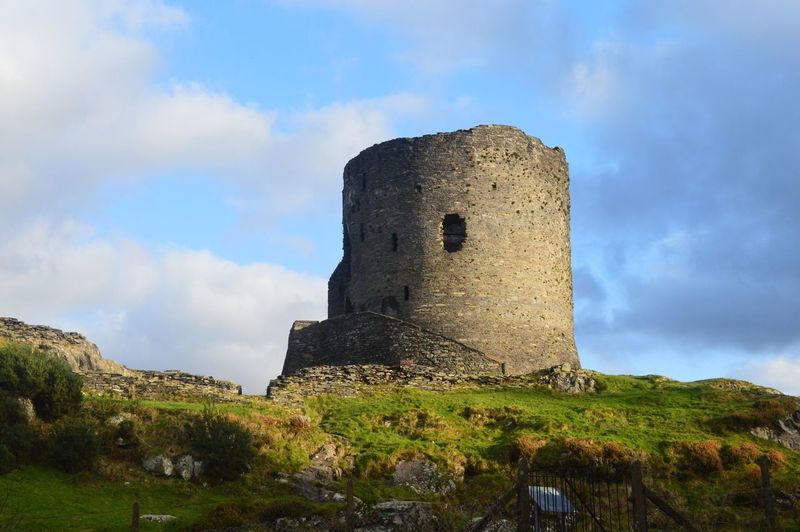 Snowdonia castle Wales #NoFilter Snowdonia Snowdon History Cloud - Sky Building Exterior Built Structure Ancient Civilization Ancient History Civilization Old Ruin Castle The Past Ruined Archaeology Ancient