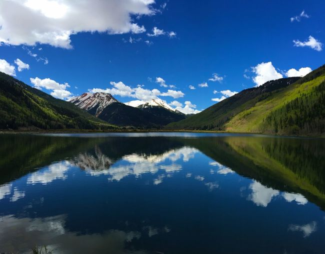 Original Experiences Crystal Lake Colorado Milliondollarhighway Landscape OurayColorado Eye4photography