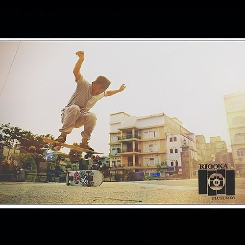 Skateboarding Cekspot Photography INDONESIA