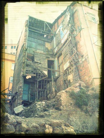 Eminönü Balat Harabeler Istanbul