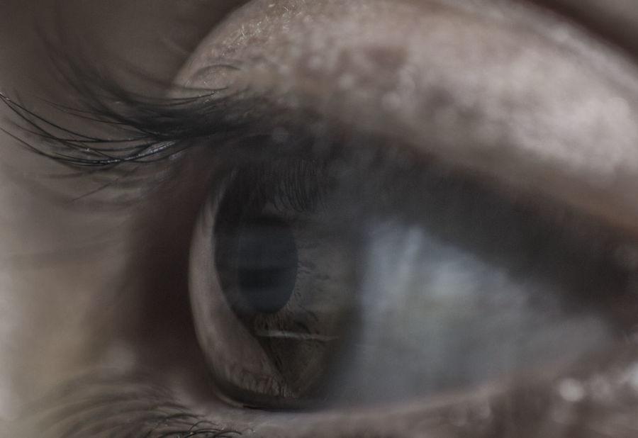 Eyes<3 Eyelashes <3 Looking Out Of The Window Macroshots Details Humaneye Selective Focusing