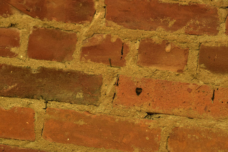 Closeup brick