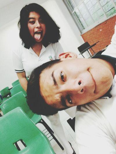 Friends ❤ I And You Crazy Selfie ✌