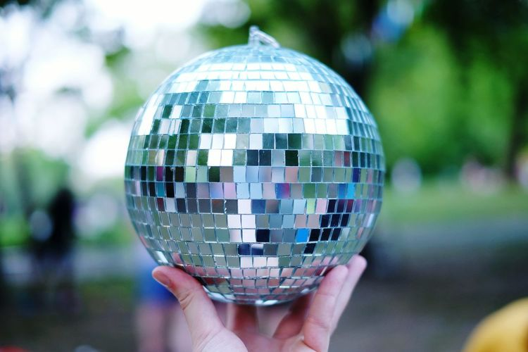 5 Ways Of Seeing Music Selfie Selfie ✌ That's Me Disco Ball Eea3-berlin Crystal Ball Marbles Sphere Globe
