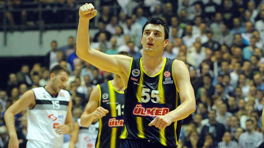 Emirpreldzic Basketballplayer Fenerbahçe ülker Self Portrait