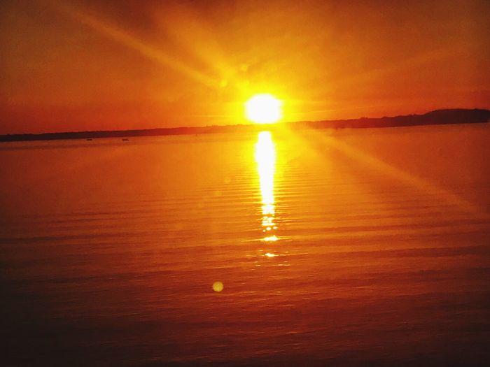 Sunset 🌄
