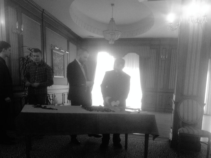 Black And White Portrait Enyoing Life Happypeople People Friends Men Metting Peoplephotography
