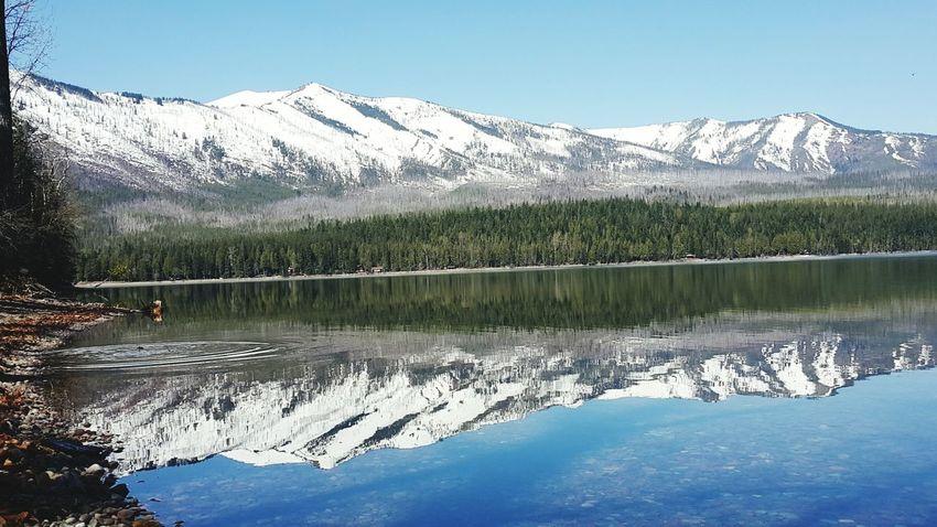 Glacier National Park Montana By Familycountrysteele Photography
