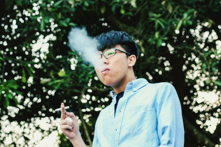 Smoking The Human Condition