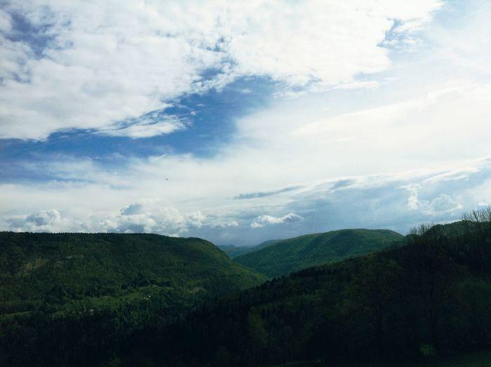 Mountains. Landscape Photography