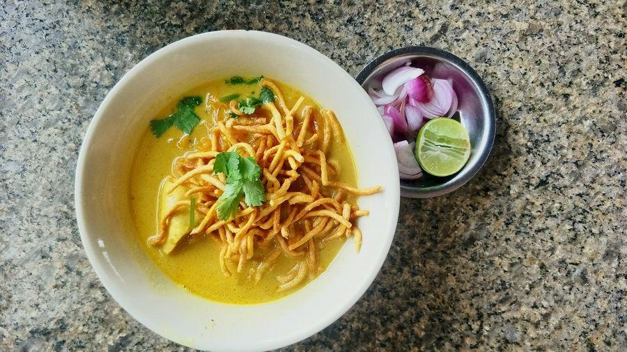 Unan food Thai