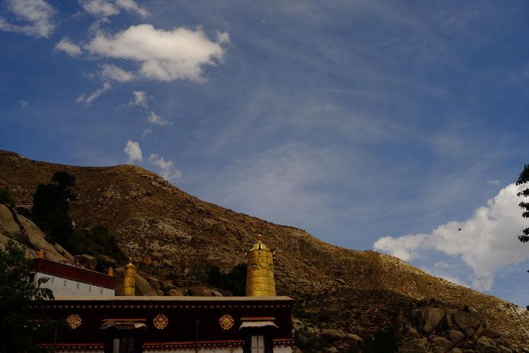 Lhasa, Tibet The Sera Monostery