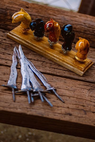 Kerismith Keris Dagger Traditional Culture Weapon Malaysia