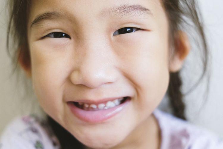Kid Close-up