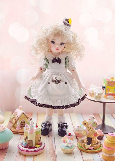BID Chloe Iplehouse Bjd Dolls Ball Jointed Doll