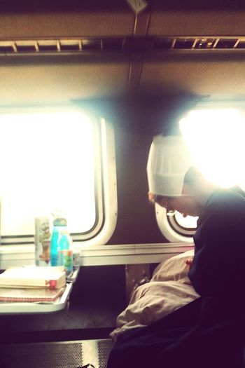 Amtrak.