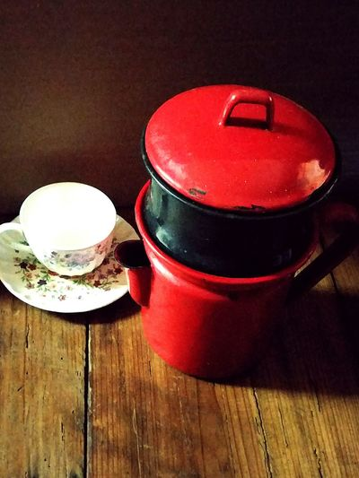 Liquid Lunch Antique Coffee Pot Tea Cups Red Coffee Pot Flower Tea Cup Mississippi Morning Brew Simply Tea Time