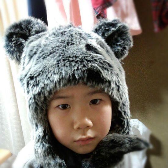 Hat 帽子 Bear