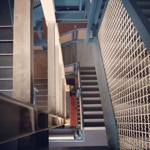 Treppenhaus WZG Gronau IPhone5 Instagramfilter Picoftheweek