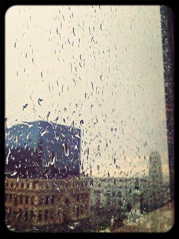 Rain Drops Valparaíso