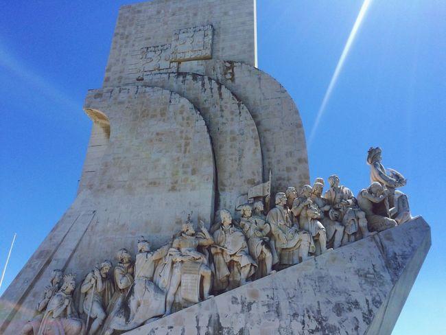 Capturing Freedom Lisboa Changing The World Finding New Places Exploring Padrão Dos Descobrimentos