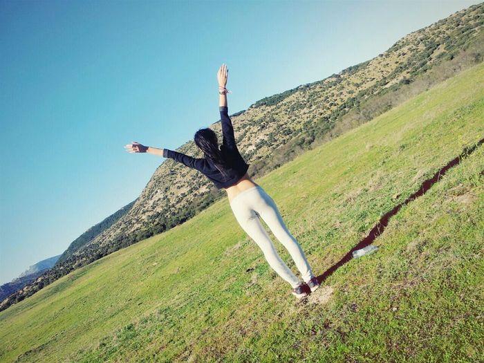 Hi :) Relaxing Freedom