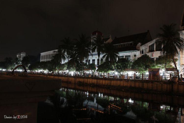 Canon 650D EyeEm Indonesia Night City Cityscape
