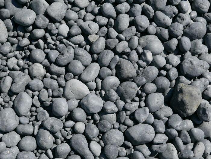 Textured  Abundance Backgrounds Beach Grey Grey Pebbles Nature Pebble Pebble Beach