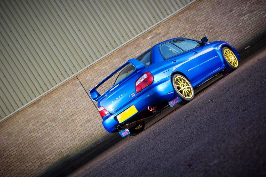 The Subaru Impreza WRX STI PPP, in all it's glory! 🤘🏻😁 Car Scooby Imprezawrxsti Subaru Impreza Wrx STi Subarulove Subarunation Subaru Impreza, What A Beast! Photography First Eyeem Photo