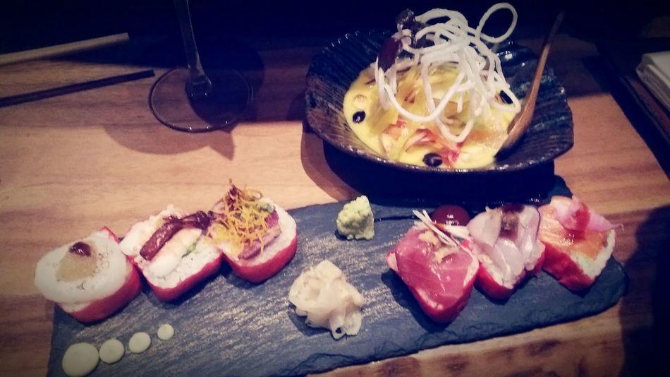 Sushi Time Amazing Iloveit Foodphotography Dinner London