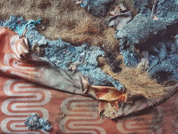 | Abandoned | I Luoghi Dell'abbandono Abandoned Backgrounds Full Frame Textured  Crumpled Textile Crumpled Paper Close-up Fabric Abstract Backgrounds Material Rough Abstract Rugged The Still Life Photographer - 2018 EyeEm Awards The Traveler - 2018 EyeEm Awards The Creative - 2018 EyeEm Awards