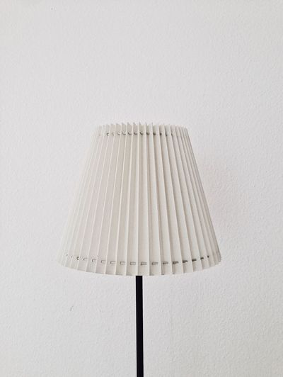 Lamps deserve a portrait too. Minimalism No People Indoors  White Background Electricity  Close-up Portraits White Lamp Lamp Shade  Home IKEA Lieblingsteil