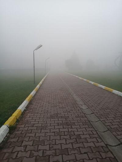 Fog Storm Cloud