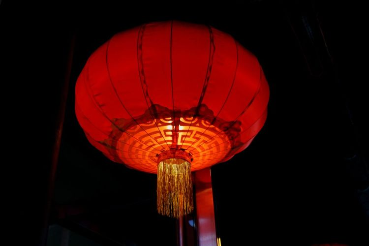 Chinese Lantern Night Red Lantern Chinese New Year Architecture No People Soul Art Asian  District Culture Of China Culture Tradition Traditional China Vibrant Bold The Week On EyeEm