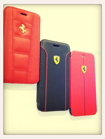 The new elagent case for Iphone6 Ferrari