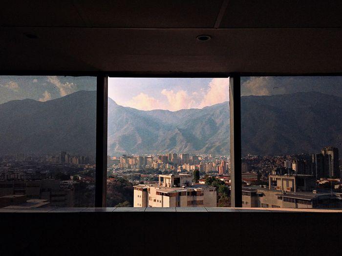 Ávila, Caracas. 17/05/2019 Geometric Shapes City Caracas City Landscape