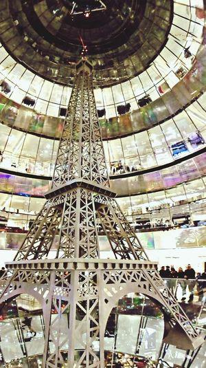 Berlin ArtWork Eiffel Tower Ifa Galerie