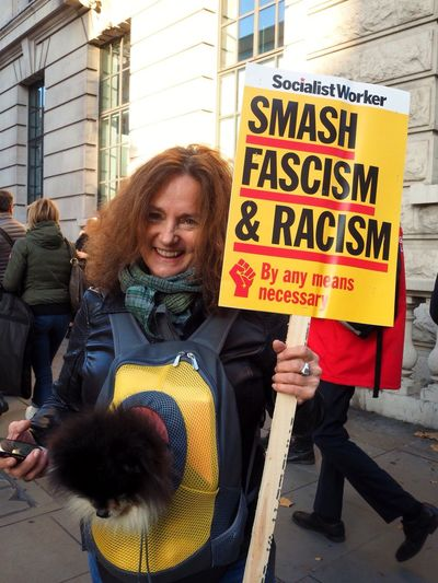 National Unity Demonstration Against Fascism And Racism. London. 17/11/2018 National Unity Demonstration Anti Racism Protest Anti Facism Racism Protest Protest Protesters Civil Rights  London News Steve Merrick Stevesevilempire Olympus Mzuiko OM-D Politics And Government Britain Racism Equality