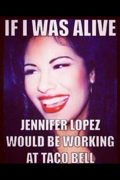 Jennifer Lopez Selena Funny Shade