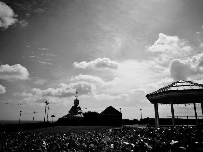 Bandstand Broadstairs Kent England Sun_collection, Sky_collection, Cloudporn, Skyporn