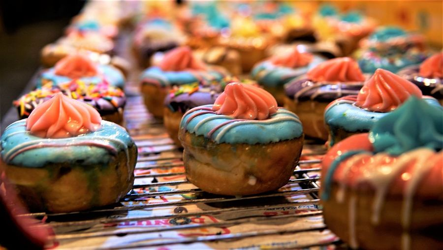 Cupcakes and
