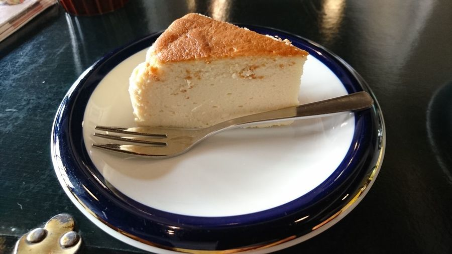 cheese cake Food And Drink Indoors  Plate No People Close-up Ready-to-eat Table Refreshment Indoors  Coffee Time