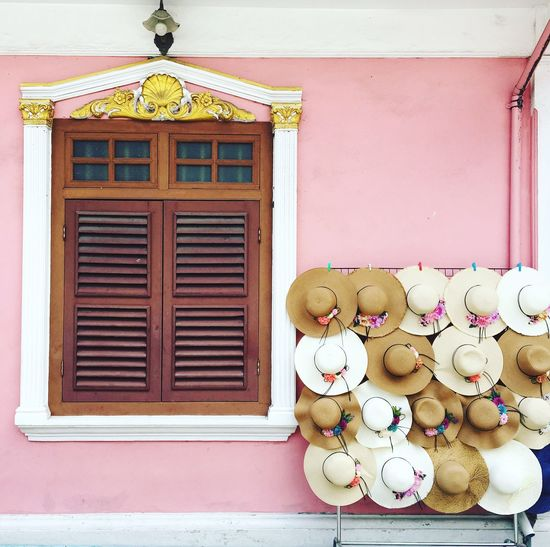 Phuket Window No People Door Built Structure Day Outdoors Architecture Building Exterior Table Tradition Celebration hat market phuket
